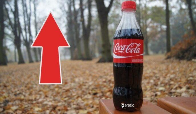 Coca Cola Hisseleri 153,3 Milyon TL'lik Varlık Satışıyla Yükseldi