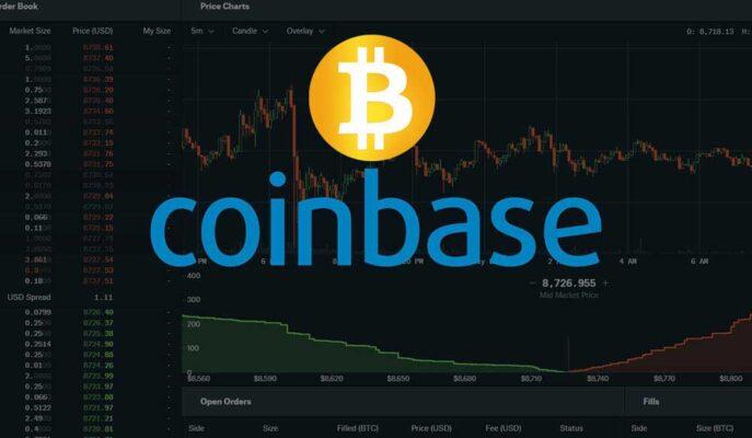 Coinbase'in Bitcoin Rezervi 2017 Sonrası En Düşük Seviyeye Geriledi