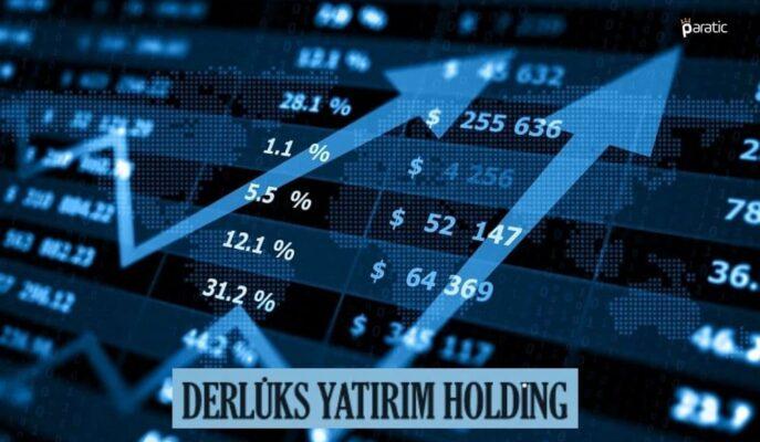 Derlüks YKB 100 Bin Adet Pay Alırken, Hisseler %4 Yükselişte