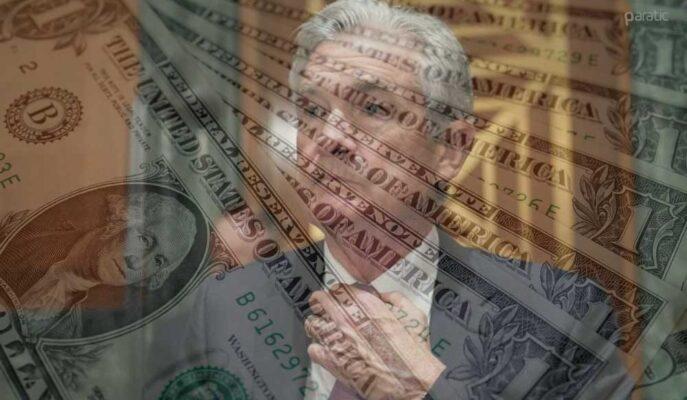 Dolar Endeksi 93,70'lerde Kasım 2020 Sonrası Yükseklerde Seyrediyor