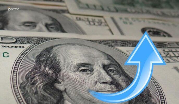 Dolar Kuru Haftaya Yükselişle Başlayıp 8,68'e Dayandı