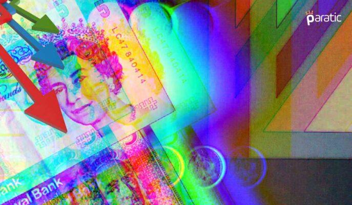 Dolar Karşısında Sert Düşen Sterlin 1,36'lara Geriledi