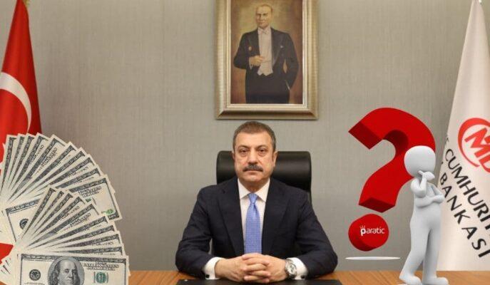 Dolar Kavcıoğlu'nun Açıklamaları Öncesi 8,87'de Seyrediyor