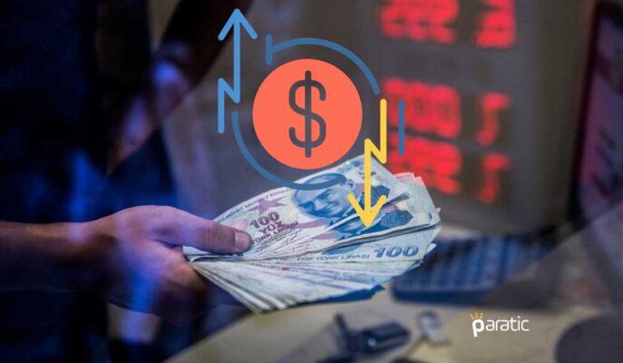 Dolar Kuru 8,30 Liranın Altındaki Seyrini Korumaya Çalışıyor