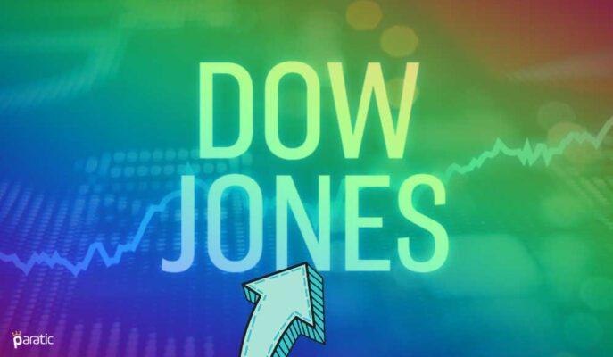 Dow Jones 2 Haftanın Yükseğine Çıkarken S&P ile Nasdaq Düştü