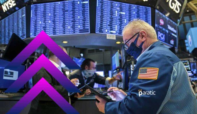 Dow Jones Güçlü Açılışla Bir Önceki Kayıplarını Silmeye İlerliyor