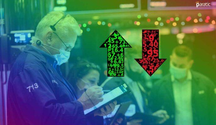 Dow Kontratı Artarken Diğer ABD Hisse Senedi Vadelileri Düştü