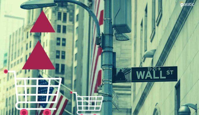Dow Sürpriz Şekilde Artan Perakende Satışlarla Artıdayken Diğer Endeksler Düştü