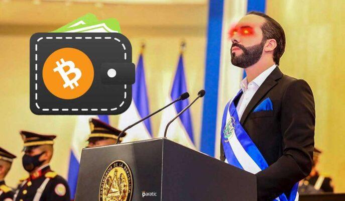 El Salvador'un Bitcoin Cüzdanı 500 Bin Kişi Tarafından Kullanılıyor