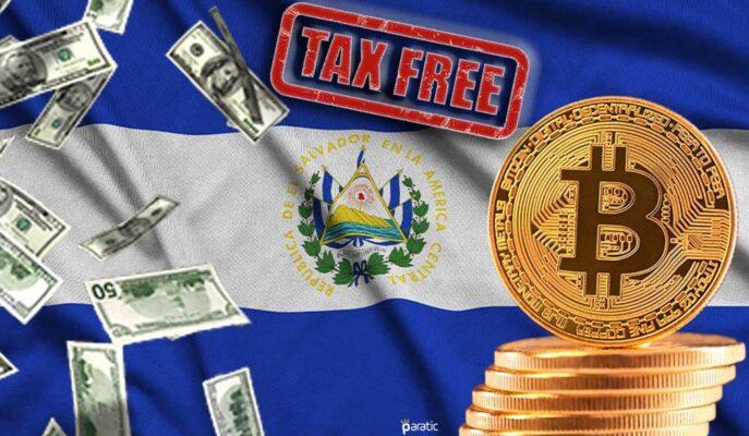 El Salvador Bitcoin'e Yatırım Yapanlara Vergi Muafiyeti Getirebilir
