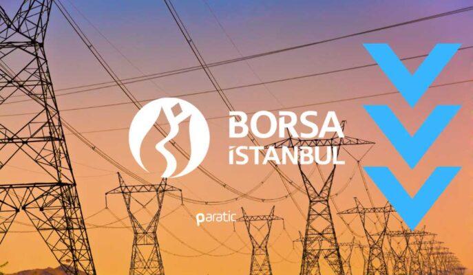 Elektrik Endeksi, Sektör Hisselerinde Düşüşle Kayıplarını Genişletiyor