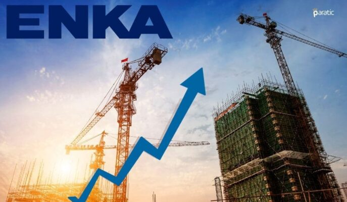 Enka İnşaat Hisseleri 184 Milyon Sterlinlik İşle Sert Yükseldi