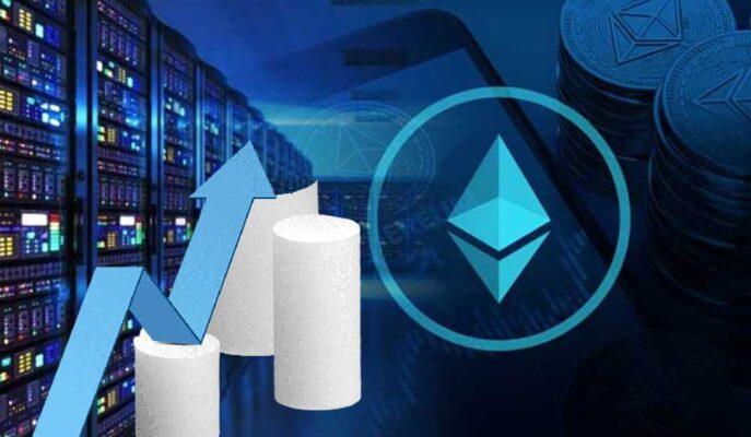 Ethereum Hash Oranı Yeni ATH Seviyelerine Ulaşıyor