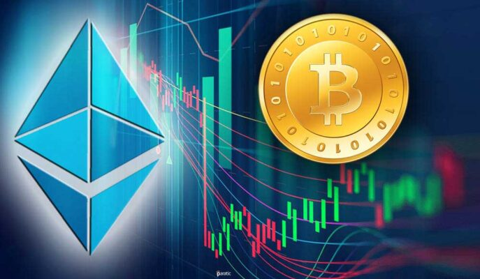 Ethereum'daki Yükseliş Bitcoin için 50 Bin Dolar Üzerini İşaret Ediyor Olabilir