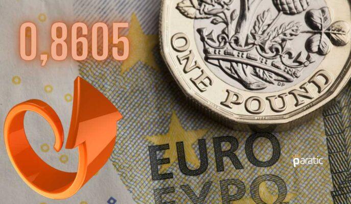 EUR/GBP Paritesi İki Haftanın En Yüksek Seviyelerine Tırmanıyor