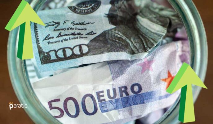 EUR/USD, Kazançlarını Azaltan Dolar ile Hafifçe Yükseldi