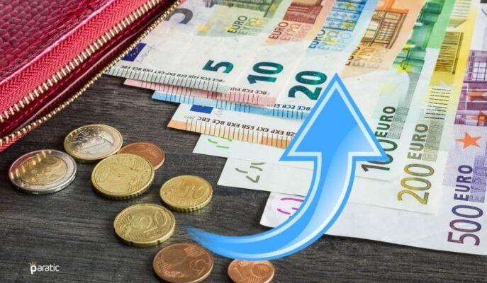 Euro Kuru 12 Ağustos'tan Bu Yana En Yüksekten İşlem Görüyor