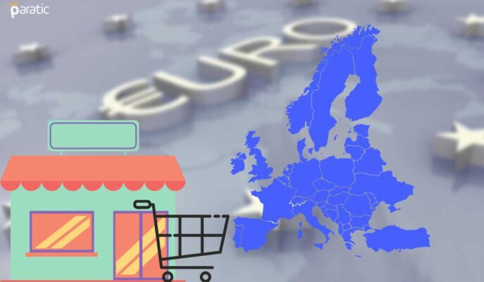 Euro Bölgesi'nde Yıllık Enflasyon Ağustos'ta %3'e Yükseldi