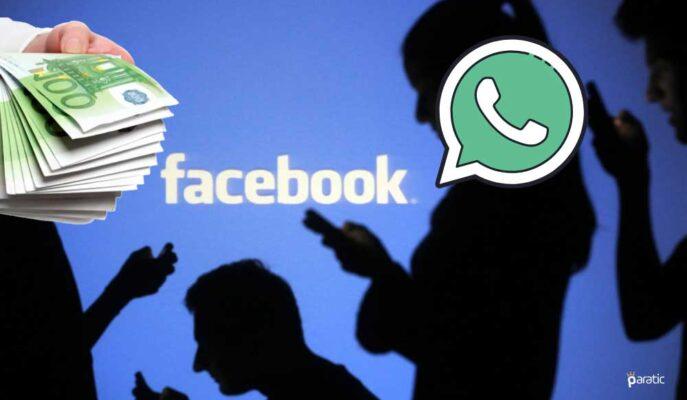 Facebook'a 225 Milyon Euro Ceza Kesilirken Hisseler Açılış Öncesi Yükseliyor