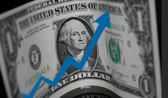 Faiz İndirimi Sonrası 8,80'i Aşan Dolar 8,75'e Geriledi