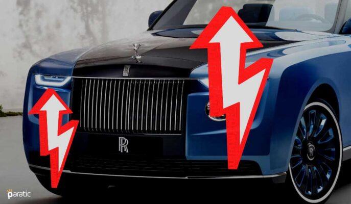 FTSE 100'ün Yıldızı Rolls-Royce Hisseleri 1,5 Yılın Yükseğine Ulaştı