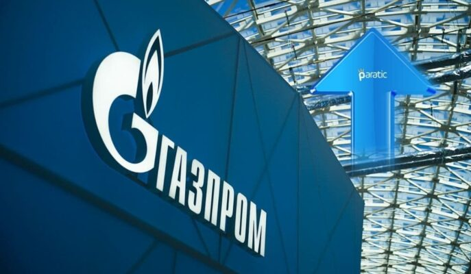 Gazprom Hisseleri 350 Rubleyi Aşarak 13 Yılın Zirvesine Çıktı