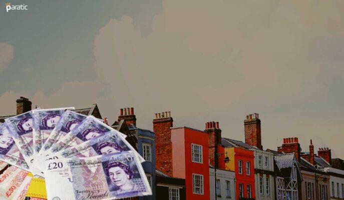 GBP/USD İngiltere'nin Zayıf Konut Fiyatlarıyla 1,3820'ye Geriledi