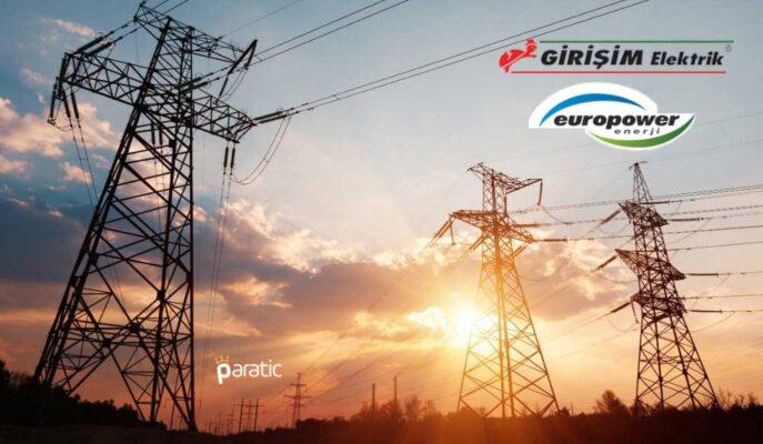 Girişim Elektrik, Europower Enerji'nin Yaptığı Alımın Duyurusunu Paylaştı