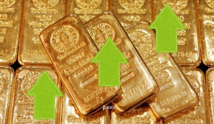 Gram Altın Kurdaki Hareketlilikle 490 TL'den Fiyatlanıyor