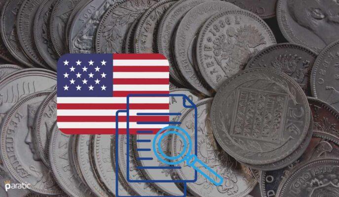 Gümüş ABD TÜFE Öncesinde Düşerken Haftalık Kayıp %4'ü Geçti