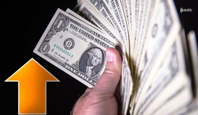 Gün Ortasında Yükselişe Geçen Dolar 8,47'ye Dayandı