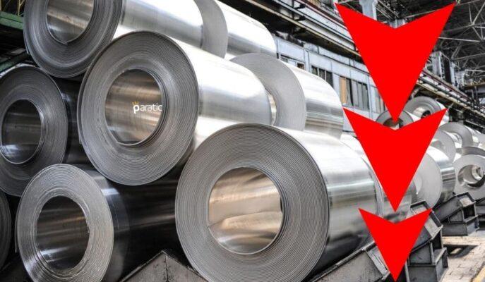 Ham Çelik Üretimindeki %7,1'lik Artış Sektör Hisselerine Düşüş Getirdi