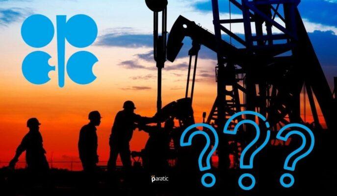 Ham Petrol OPEC Toplantısını Beklerken 69 Dolar Altında Seyrediyor