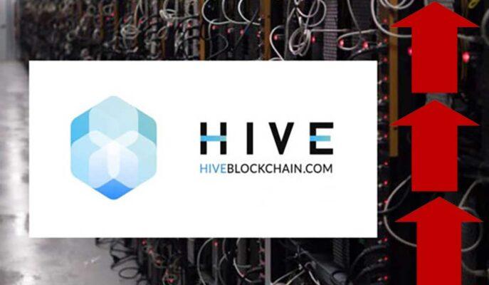 HIVE Blockchain Yıllık Bazda Gelirlerini Katlamaya Devam Ediyor