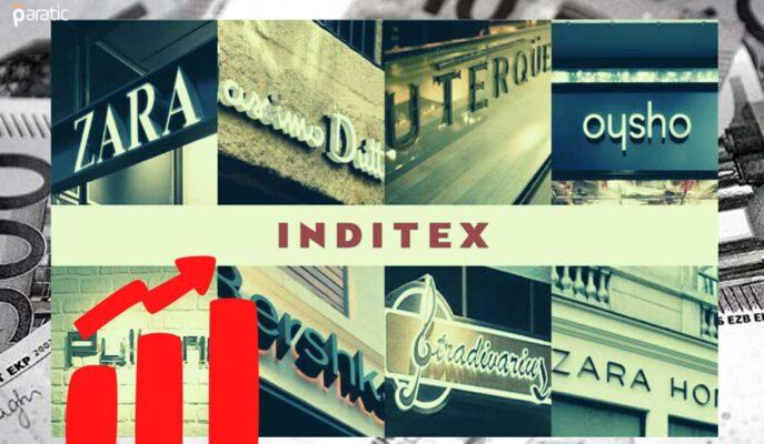 Inditex İlk Yarıda Satışlarını %49 Artırsa da Hisseler Düşüyor