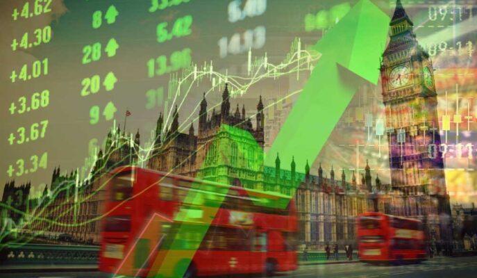 İngiliz FTSE 100 2 Ayın Düşük Değerinden Toparlanıyor