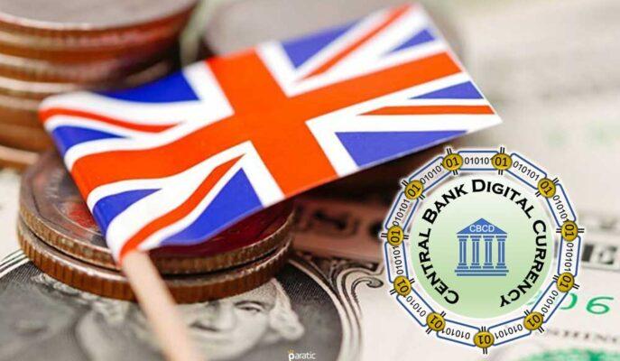 İngiltere Merkez Bankası CBDC Araştırmasında Teknoloji Devlerine Danışacak
