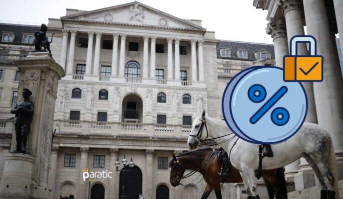 İngiltere Merkez Bankası Eylül 2021 Toplantısında Faizi Sabit Tuttu