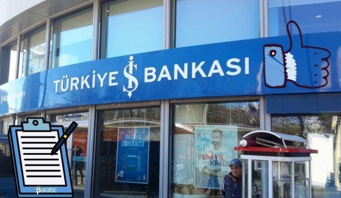 İş Bankası 18 Milyon 426 Bin TL Tutarında Kupon Ödemesi Yaptı
