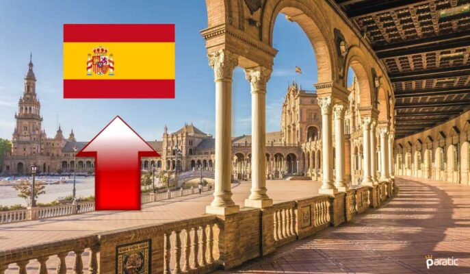 İspanya Ekonomisi 2. Çeyrekte %1,1 Yükseldi
