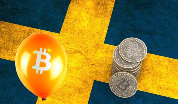 İsveç Merkez Bankası Bitcoin'in Balon Olduğunu Düşünüyor