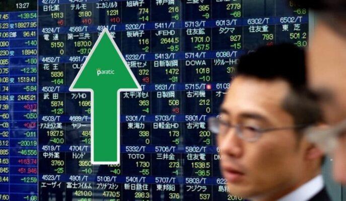 Japon Piyasaları Büyüme Rakamlarının Yukarı Yönde Revize Edilmesiyle Yükseldi