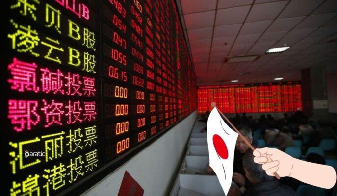 Japonya Piyasaları Sanayi ve Perakende Sektöründeki Bozulmayla Geriledi