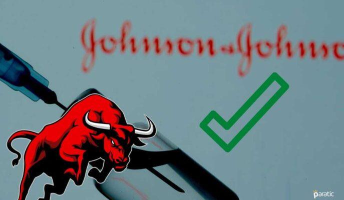 Johnson & Johnson Hisseleri Aşı Etkinliğindeki Yeni Haberle Artıyor