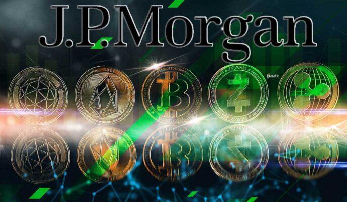 JPMorgan Analistleri Kripto Para Piyasasında Geri Çekilme Bekliyor
