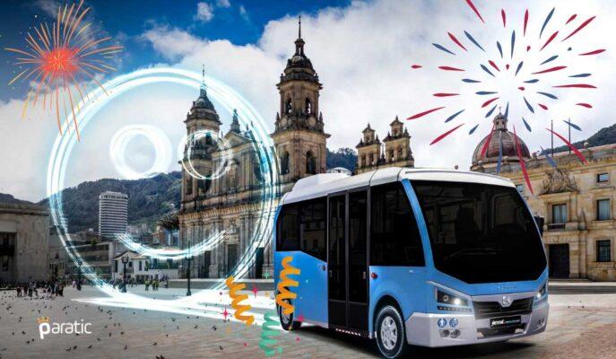 Karsan %100 Elektrikli Otobüs Serisini Bursa'da Tanıtacak