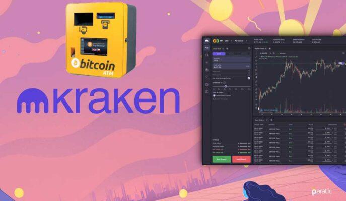 Kraken, Bitcoin ATM Cihazlarında Güvenlik Açığı Olduğunu Açıkladı