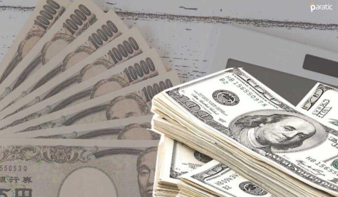 Majörlerin En Çok Artanı USD/JPY Paritesi Pandemi Öncesine Yaklaştı