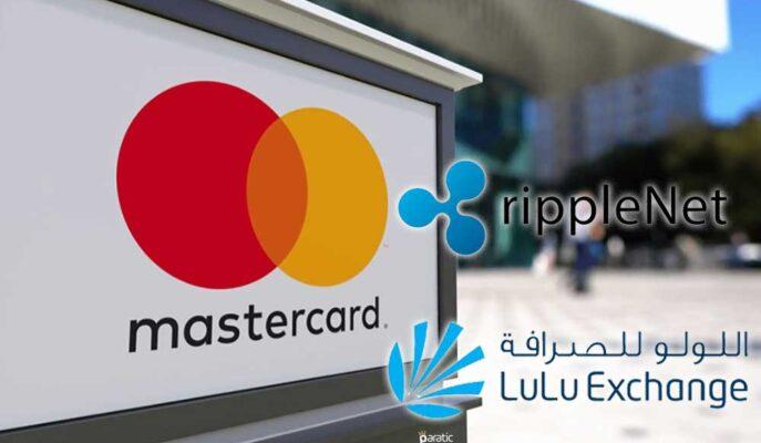Mastercard, BAE'de RippleNet'in Lulu Borsası ile Ortaklık Kurdu