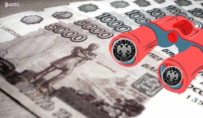 Merkez Bankası Öncesi Rus Rublesi için Yükseliş Tahmini Geldi